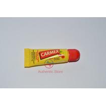 Carmex Bisnaga Hidratante Labial Lip Balm Sabor Cereja