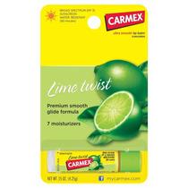 Carmex Lip Balm Protetor Labial Hidratante Limão Lime Twist
