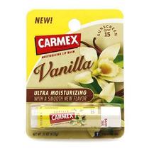 Carmex Lip Balm Protetor Labial Hidratante Baunilha Vanilla