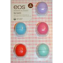 Lip Balm Eos - Kit Com 5 - Frete Grátis!!