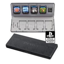Porta Jogos Ps Vita - Cartucheira - Original E Oficial Sony