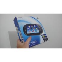 Ps Vita 3g/wifi 11 Jogos + Aplicativos +película Xtremeguard