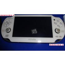 Ps Vita Modelo Pch-1001 Branco + Cartão 4gb + 1 Jogo + Case