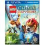 Jogo Do Ps Vita Lego Legends Of Chima: Lavals Journey