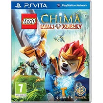 Jogo Do Ps Vita Lego Legends Of Chima: Lavals Journey