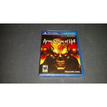 Army Corps Of Hell Original Lacrado Psvita Playstation Vita