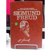 Livro Edição Std Brasileira Das Obras De Sigmund Freud Vol1