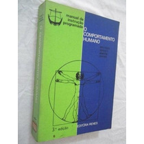 Livro - O Comportamento Humano - Psicologia