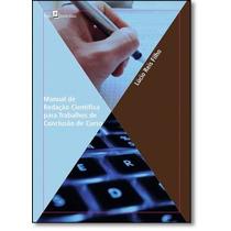 Manual De Redação Científica Para Trabalhos De Conclusã