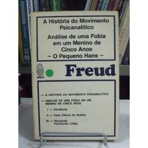 Livro - A História Do Movimento Psicanalítico - Freud