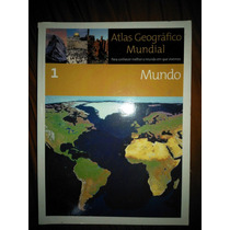 Atlas Geografico Mundial 4 Livros