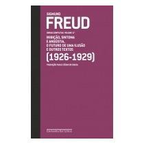 Freud (1926-1929) O Futuro De Uma Ilusão E Outros Textos -