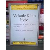 Melanie Klein Hoje - Volume. 2 Elizabeth Bott S Frete Grátis