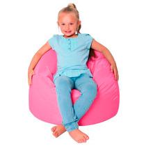 Puff Pera Infantil Pronto Para O Uso Decoração Várias Cores