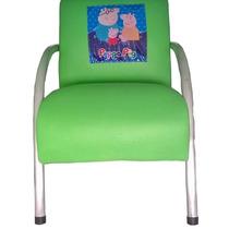 Sofá Poltrona Cadeira Puff Cadeirinha Infantil Criança