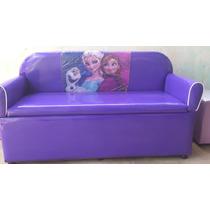 Sofa Bau Infantil Duplo Muito Lindo