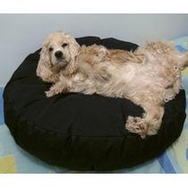 Puff Pet Grande Gato Cachorro Impermeável Com Enchimento