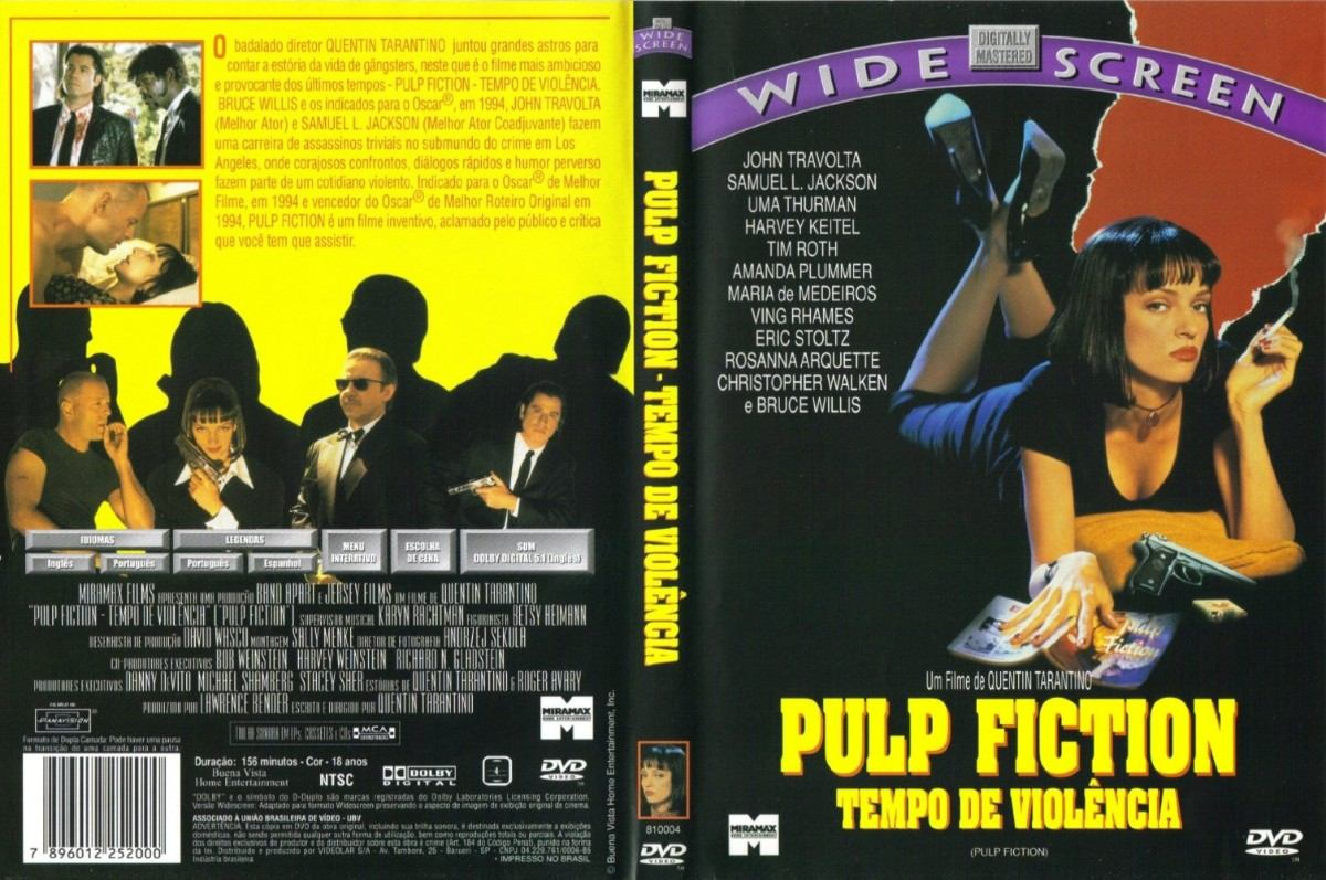Torrent pulp fiction 720p