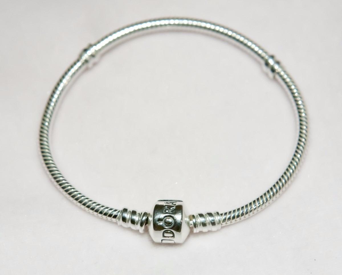 Pulseira Pandora Em Prata 925