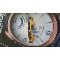 Bracelete Modelo Bezel Rolex - Made In Italy Pulseira
