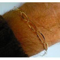 Dois 2 Cordão De Ouro 18k/750 20 Cm