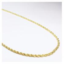 Lindo Cordão / Gargantilha Feminina Ouro18k 750- 4,4 Gr-45cm