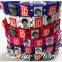 Bracelete Pulseira One Direction - Pronta Entrega