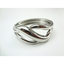 Bracelete Silver Waves