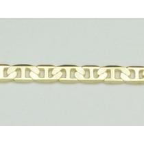 Pulseira Fio Elo Longo Diamantado Ouro Rommanel