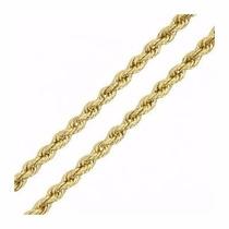 Pulseira Cordão Baiano Masculino Em Ouro 18-750 Frete Grátis