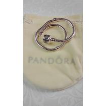Pulseira/bracelete Pandora Em Prata De Lei 925