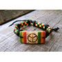 Pulseira Paz Jamaica