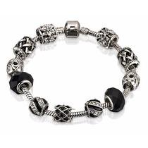 Pulseira Bracelete Tipo Pandora Vivara Berloque - 70 Modelos