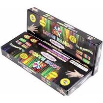 Máquina De Tear Pulseira 600 Elástico Colorido+ Frete Grátis