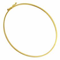 Pulseira Bracelete Feminino Em Ouro Amarelo 18k-750