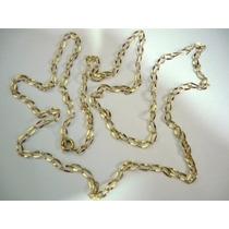Correntinha De Ouro Masculina 60cm3gr2x4