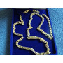 Corrente Ouro 18k Masculina Maciça 70cm Cadeado Cartie 30grs