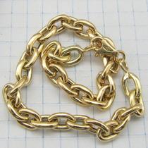 8273 Pulseira 19 Cm Cartier Grossa Masculina De Ouro 18k Y