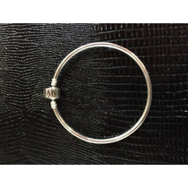 Pulseira Pandora Prata Italiana Maciça 925 Bracelete