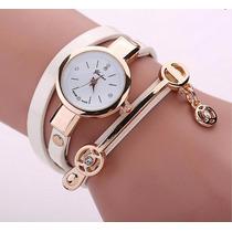 Relógio De Pulso Feminino Analógico Bracelete
