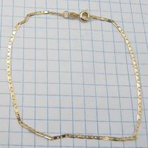1099 Pulseira 19 Cm De Ouro 18k 750 W
