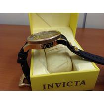Invicta 17265 Russian Diver Original Banhado Ouro 18k