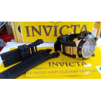 Pulseira Invicta Subaqua Noma Iv 4 Original