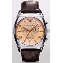 Relógio Empório Armani Ar0348 Original Promoção