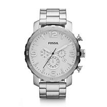 Relógio Fossil Jr1444 Nate Stainless Original