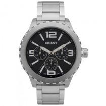 Relógio Orient Mbssm047 P2sx Sport Masculin Prata - Refinado