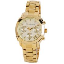 Relógio De Luxo Michael Kors Mk5132 Chronograph Analógico