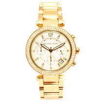 Relógio Luxo Michael Kors Mk5354 Orig Chron Anal!!!