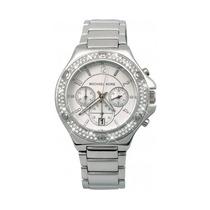 Relógio Luxo Michael Kors Mk5513 Orig Chron Anal Gold!!!