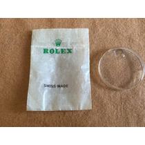 Dial Rolex Acrílico Excelente Medindo 26mm Para Rolex 1600
